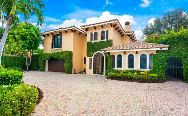 340 NE Spanish Trail, Boca Raton, FL 33432 (MLS #RX-10649855) :: Laurie Finkelstein Reader Team