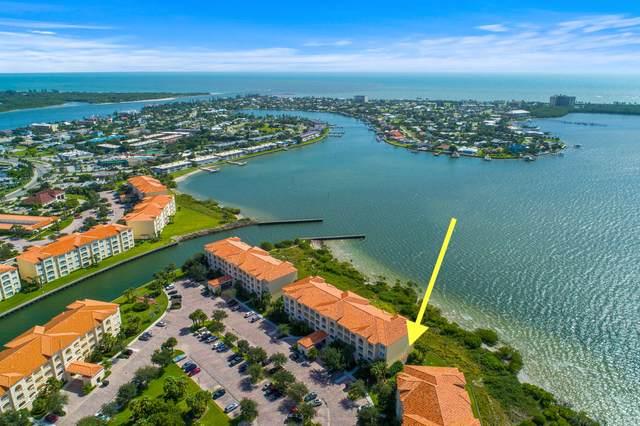 21 Harbour Isle Drive W #106, Fort Pierce, FL 34949 (MLS #RX-10649865) :: Berkshire Hathaway HomeServices EWM Realty