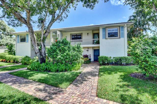 28 Westgate Lane D, Boynton Beach, FL 33436 (MLS #RX-10649873) :: Castelli Real Estate Services