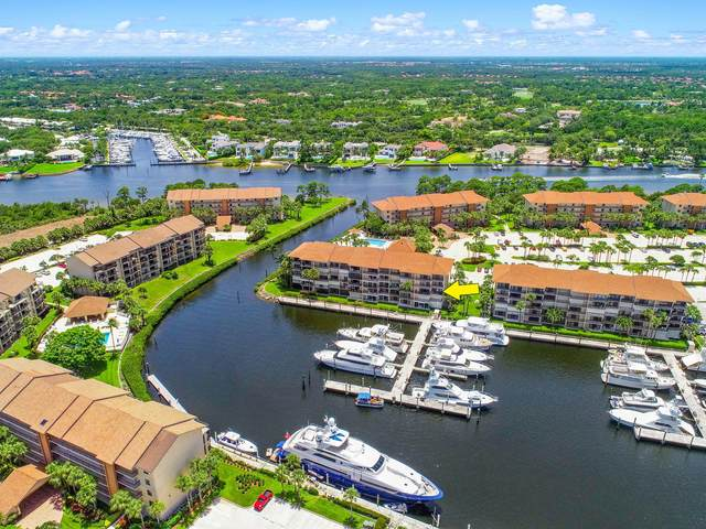 2301 Marina Isle Way #301, Jupiter, FL 33477 (#RX-10650091) :: Posh Properties