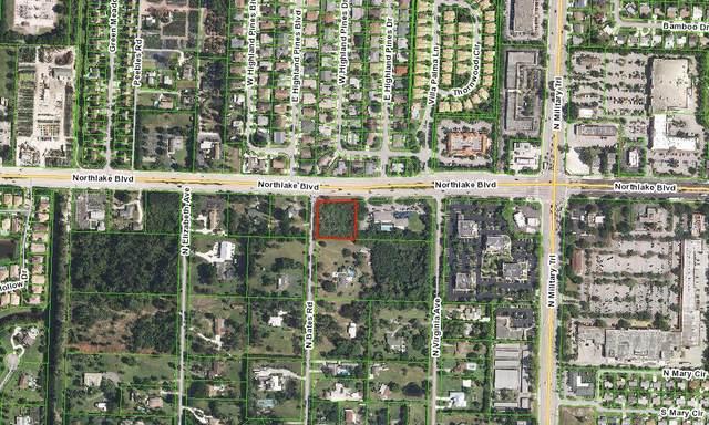 4670 Northlake Boulevard, Palm Beach Gardens, FL 33418 (MLS #RX-10650120) :: Berkshire Hathaway HomeServices EWM Realty