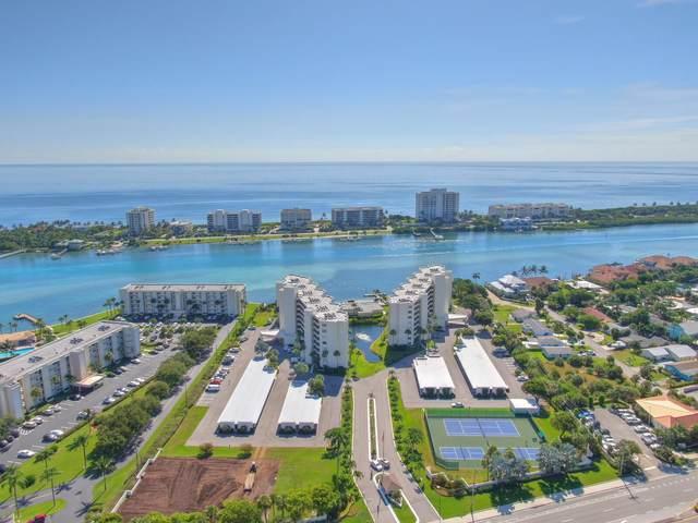 19800 Sandpointe Bay Drive #405, Tequesta, FL 33469 (#RX-10650195) :: Posh Properties