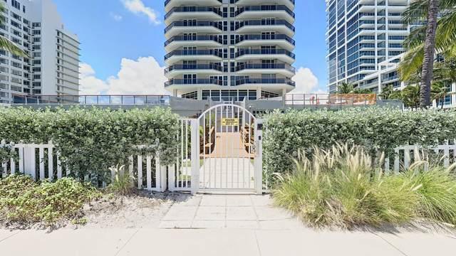 6767 Collins Avenue #1204, Miami Beach, FL 33141 (MLS #RX-10650237) :: Castelli Real Estate Services
