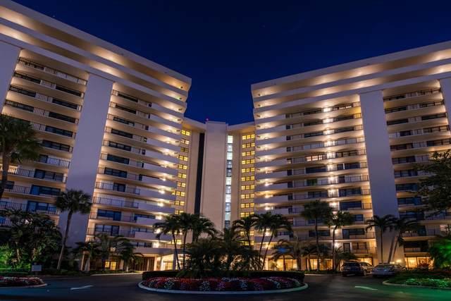 5100 N Ocean Boulevard #1614, Lauderdale By the Sea, FL 33308 (#RX-10650343) :: Posh Properties