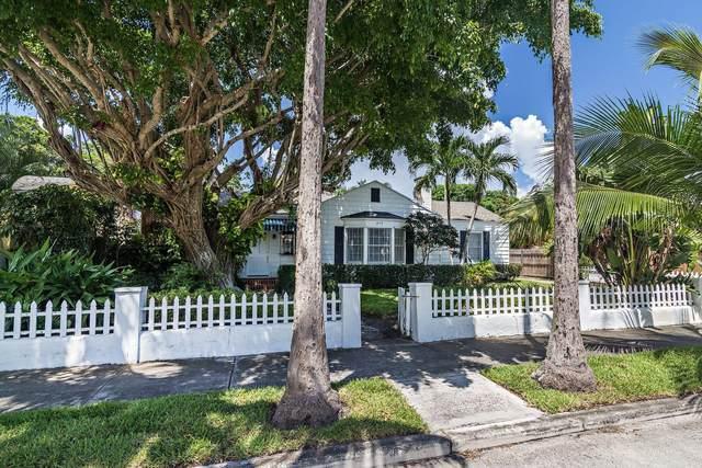 419 36th Street, West Palm Beach, FL 33407 (#RX-10650393) :: The Rizzuto Woodman Team