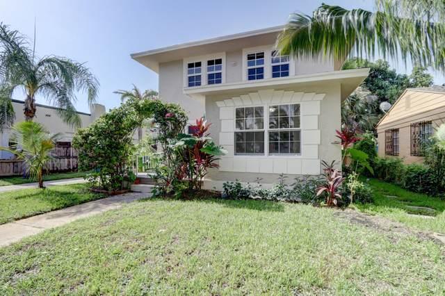418 Ardmore Road, West Palm Beach, FL 33401 (MLS #RX-10650548) :: Berkshire Hathaway HomeServices EWM Realty
