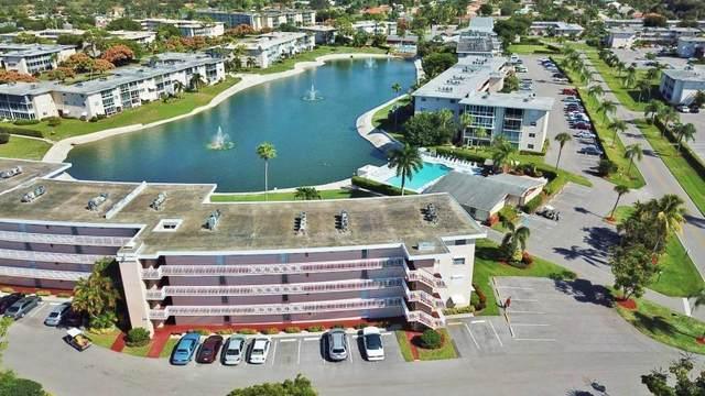 2615 Garden Drive N #204, Lake Worth, FL 33461 (#RX-10650569) :: Posh Properties