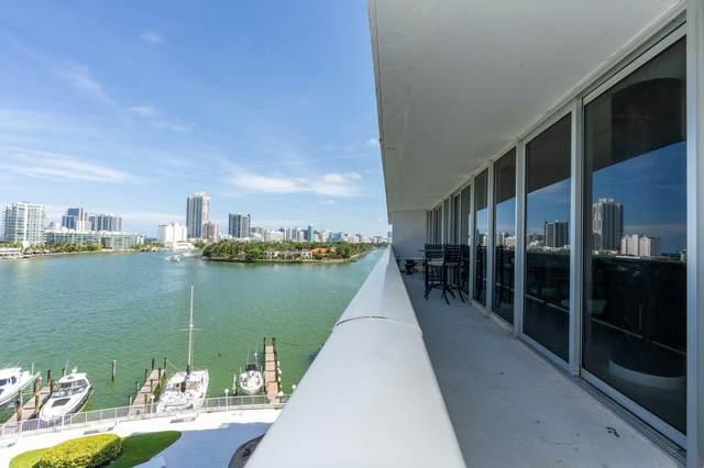 900 Bay Drive #624, Miami Beach, FL 33141 (MLS #RX-10650708) :: Castelli Real Estate Services