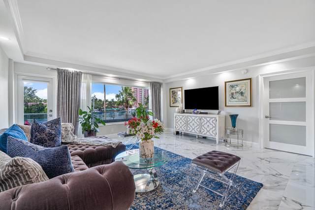 701 E Camino Real 2H, Boca Raton, FL 33432 (#RX-10650738) :: Posh Properties