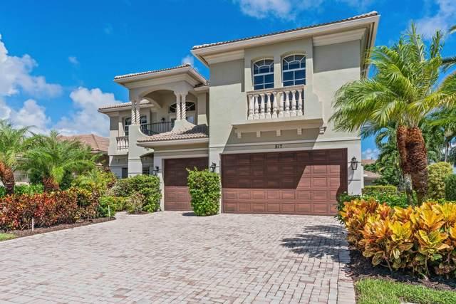 517 Les Jardin Drive, Palm Beach Gardens, FL 33410 (MLS #RX-10650781) :: Berkshire Hathaway HomeServices EWM Realty