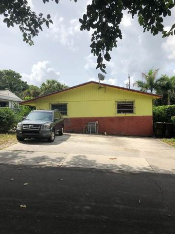916 Mcintosh Street #1, West Palm Beach, FL 33405 (#RX-10650844) :: The Rizzuto Woodman Team