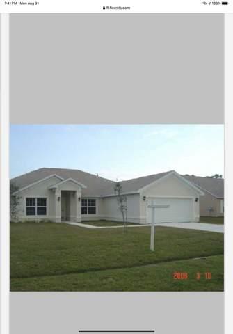 356 SW Majestic Terrace, Port Saint Lucie, FL 34984 (#RX-10651183) :: The Rizzuto Woodman Team