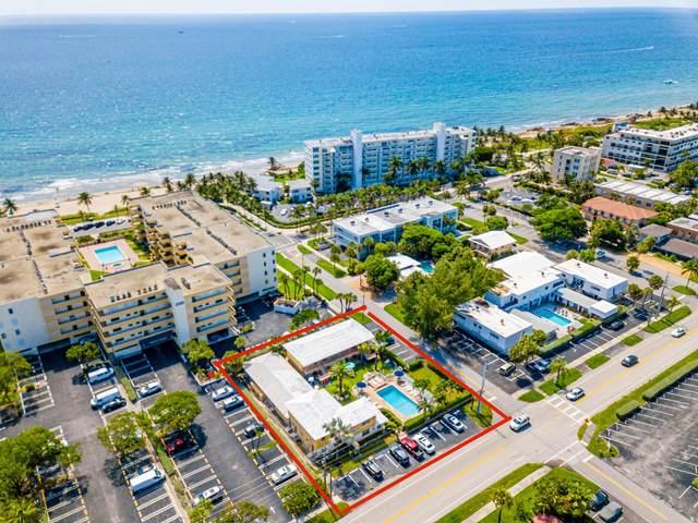 370 SE 20th Avenue #1-16, Deerfield Beach, FL 33441 (#RX-10651216) :: The Rizzuto Woodman Team