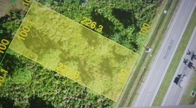 8513 Gasparilla Road, Port Charlotte, FL 33981 (MLS #RX-10651256) :: Berkshire Hathaway HomeServices EWM Realty