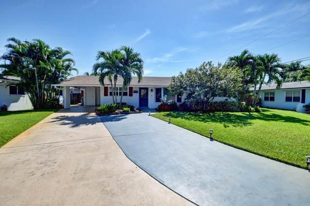 2846 SW 5th Street, Boynton Beach, FL 33435 (MLS #RX-10651327) :: Berkshire Hathaway HomeServices EWM Realty