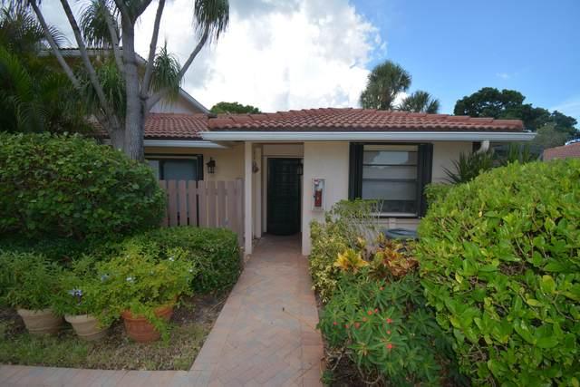 27 Southport Lane D, Boynton Beach, FL 33436 (#RX-10651513) :: Posh Properties