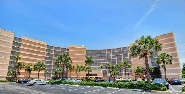 3590 S Ocean Boulevard #309, South Palm Beach, FL 33480 (#RX-10651515) :: Baron Real Estate