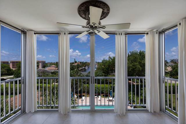 2829 Florida Boulevard #405, Delray Beach, FL 33483 (#RX-10651601) :: Ryan Jennings Group