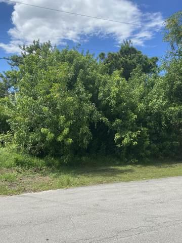 5413 NW Bolin Street, Port Saint Lucie, FL 34986 (#RX-10651602) :: The Rizzuto Woodman Team