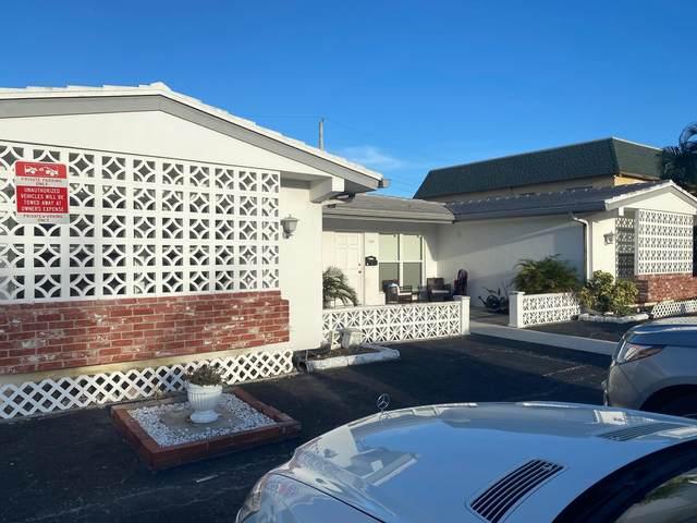 1120 NE 24th Avenue 1-3, Pompano Beach, FL 33062 (MLS #RX-10651643) :: Berkshire Hathaway HomeServices EWM Realty