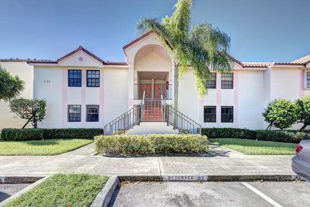 3150 Leewood Terrace L122, Boca Raton, FL 33431 (#RX-10651707) :: Ryan Jennings Group