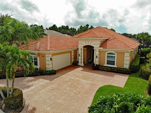 8725 Tompson Point Road, Saint Lucie West, FL 34986 (MLS #RX-10651721) :: Berkshire Hathaway HomeServices EWM Realty