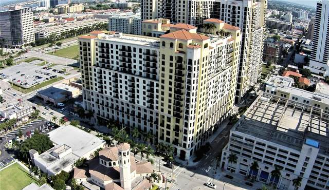 801 S Olive Avenue #709, West Palm Beach, FL 33401 (#RX-10651730) :: Ryan Jennings Group