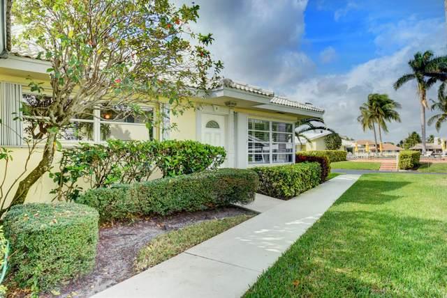 1920 S Ocean Boulevard 2-D, Delray Beach, FL 33483 (#RX-10651737) :: Posh Properties