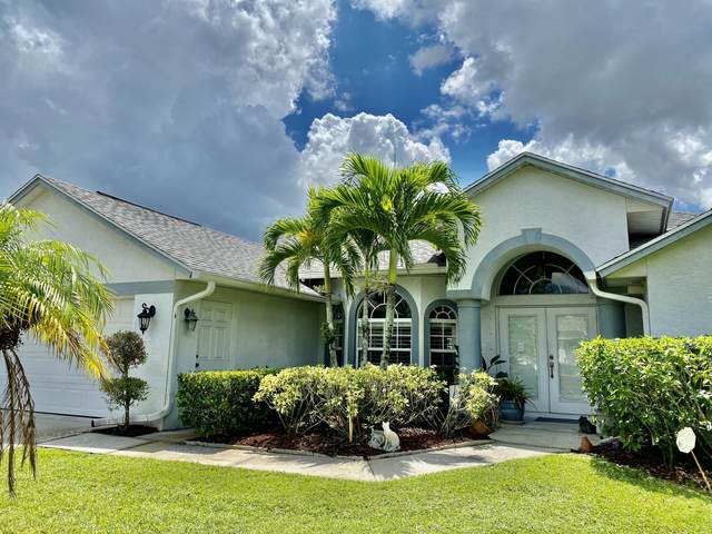 6482 NW Regal Circle, Port Saint Lucie, FL 34983 (MLS #RX-10651798) :: Berkshire Hathaway HomeServices EWM Realty