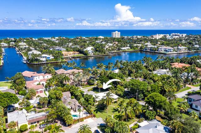403 Palm Trail, Delray Beach, FL 33483 (#RX-10651915) :: Ryan Jennings Group