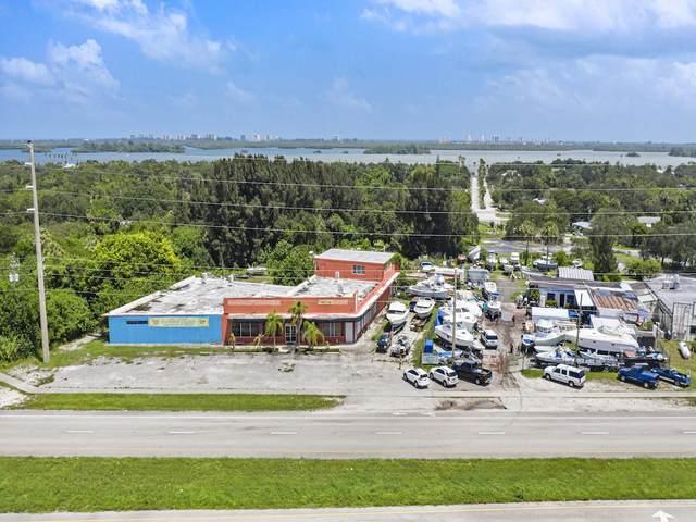 3130 N Us Highway 1, Fort Pierce, FL 34950 (MLS #RX-10651920) :: Berkshire Hathaway HomeServices EWM Realty