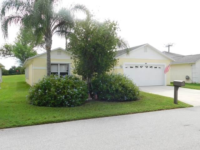6544 Alemendra, Fort Pierce, FL 34951 (MLS #RX-10651921) :: Berkshire Hathaway HomeServices EWM Realty