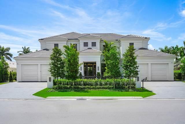 170 Royal Palm Way, Boca Raton, FL 33432 (MLS #RX-10651928) :: Berkshire Hathaway HomeServices EWM Realty
