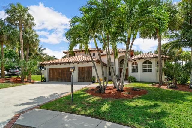 10 Whispering Oak Circle, West Palm Beach, FL 33411 (#RX-10652044) :: Ryan Jennings Group