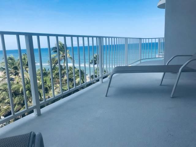 100 Worth Avenue #708, Palm Beach, FL 33480 (MLS #RX-10652055) :: Berkshire Hathaway HomeServices EWM Realty