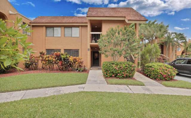 11262 Green Lake Drive #102, Boynton Beach, FL 33437 (MLS #RX-10652146) :: Berkshire Hathaway HomeServices EWM Realty