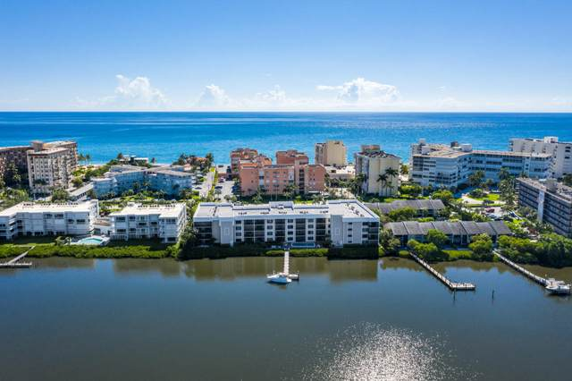 3525 S Ocean Boulevard #302, South Palm Beach, FL 33480 (MLS #RX-10652270) :: Berkshire Hathaway HomeServices EWM Realty