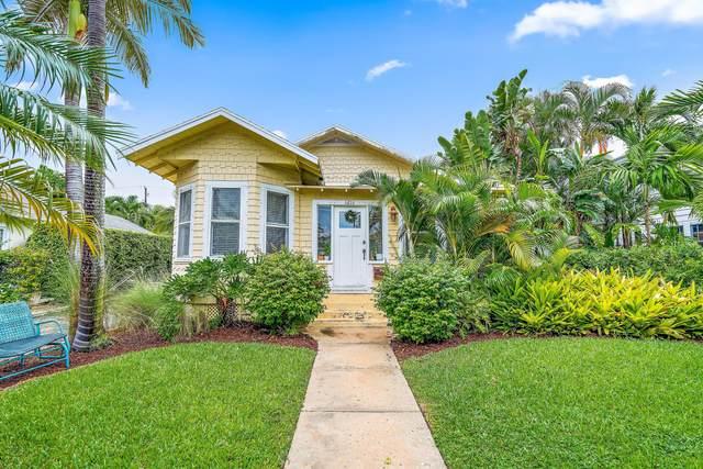 1211 Florida Avenue, West Palm Beach, FL 33401 (MLS #RX-10652342) :: Berkshire Hathaway HomeServices EWM Realty