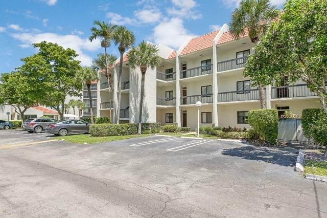 2550 Presidential Way #203, West Palm Beach, FL 33401 (MLS #RX-10652366) :: Berkshire Hathaway HomeServices EWM Realty