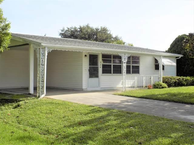 534 Lake Drive, Sebastian, FL 32958 (MLS #RX-10652450) :: Berkshire Hathaway HomeServices EWM Realty
