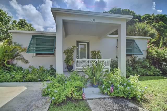 231 NW 14th Avenue, Delray Beach, FL 33444 (MLS #RX-10652515) :: Berkshire Hathaway HomeServices EWM Realty