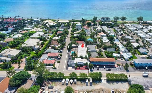 5019 N Ocean Boulevard, Ocean Ridge, FL 33435 (MLS #RX-10652696) :: Berkshire Hathaway HomeServices EWM Realty