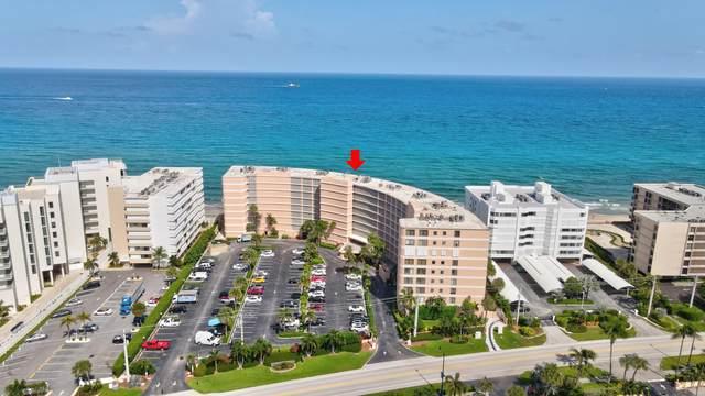 3590 S Ocean Boulevard #507, South Palm Beach, FL 33480 (#RX-10652751) :: Posh Properties