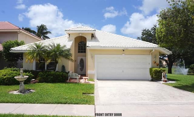 23369 Serene Meadow Drive S, Boca Raton, FL 33428 (MLS #RX-10652839) :: Berkshire Hathaway HomeServices EWM Realty