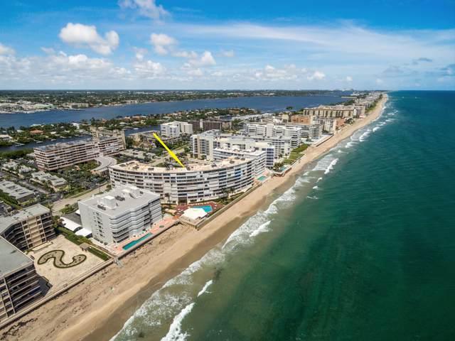 3590 S Ocean Boulevard #807, South Palm Beach, FL 33480 (#RX-10652936) :: Posh Properties