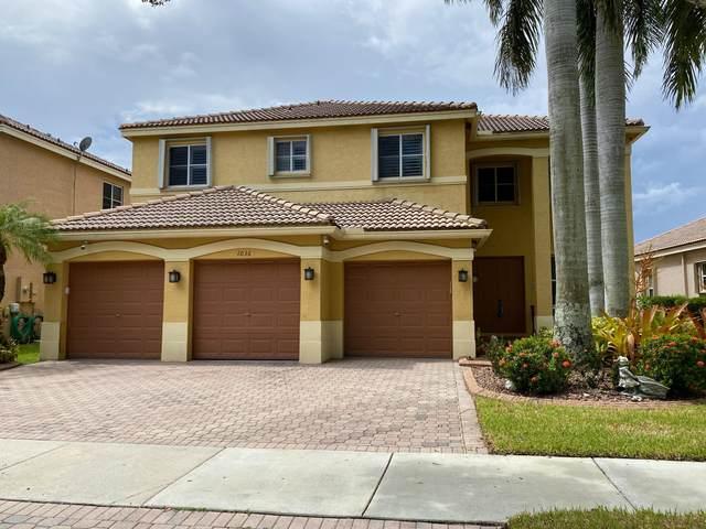 1036 Sunflower Circle, Weston, FL 33327 (MLS #RX-10652940) :: Castelli Real Estate Services