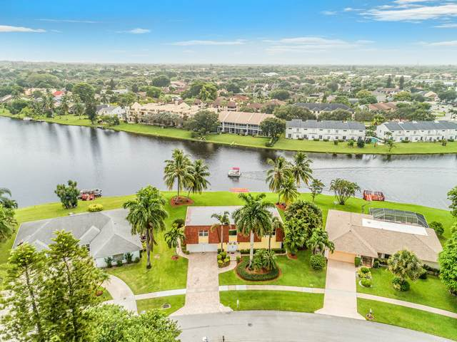 1376 Sailboat Circle, Wellington, FL 33414 (MLS #RX-10652952) :: Berkshire Hathaway HomeServices EWM Realty