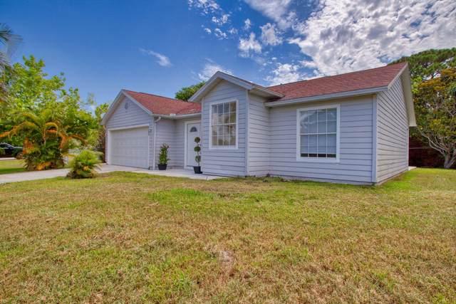 4302 SW Jaunt Road, Port Saint Lucie, FL 34953 (#RX-10653154) :: The Rizzuto Woodman Team