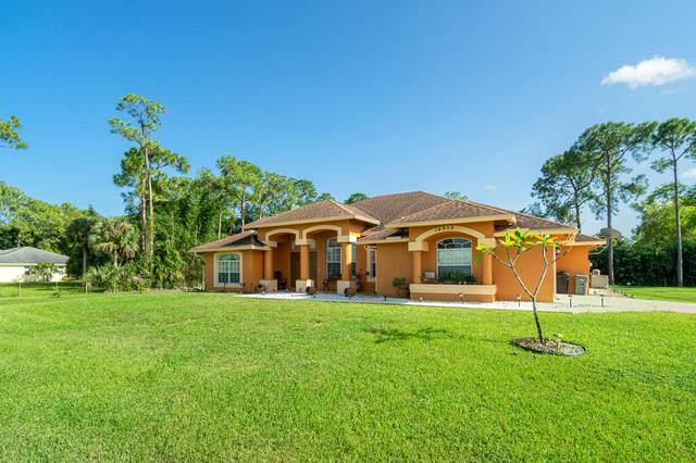 14952 72nd Court N, Loxahatchee, FL 33470 (MLS #RX-10653205) :: Berkshire Hathaway HomeServices EWM Realty