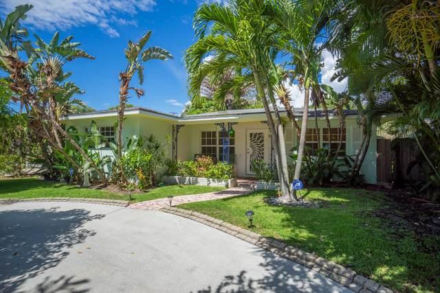 1205 S Palmway, Lake Worth, FL 33460 (MLS #RX-10653228) :: Berkshire Hathaway HomeServices EWM Realty